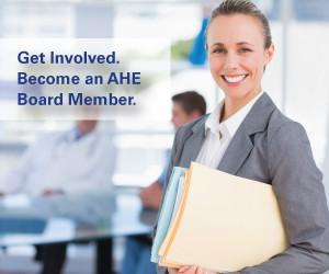 AHE Board Member 2020